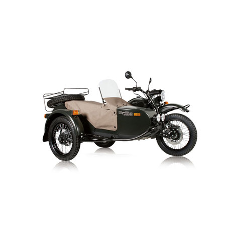 2018 Ural Gear Up Sportsman