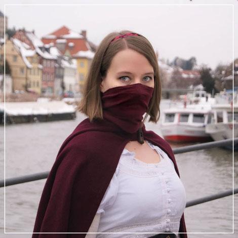 Bamberger Stadtführung mit Maskenpflicht