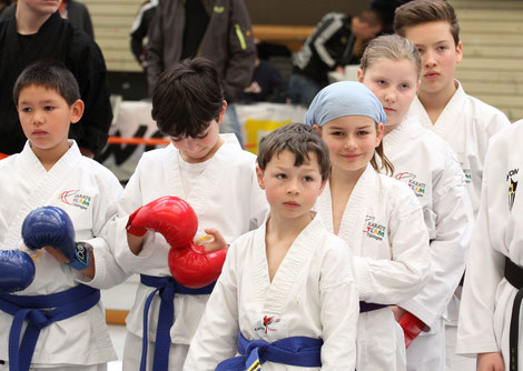 Kinder Karate Tübingen