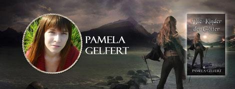 Pamela Gelfert Die Kinder der Götter 2018