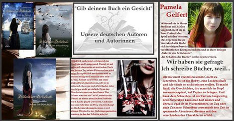 Pamela Gelfert Autorin Meißen