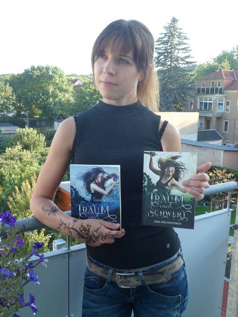 Josepha Gelfert und Traum und Schwert