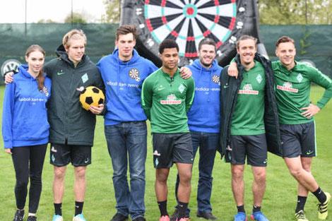 Fußballdart Bremen