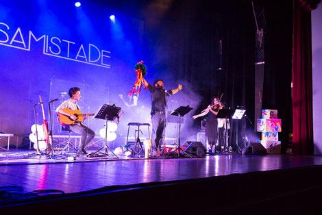 Desamistade cover band Fabrizio de André
