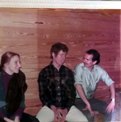 Mary-Loyd, Will & Jeff Wolverton