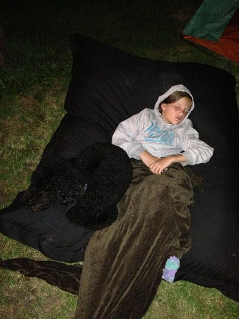 Schlaf Kindchen, schlaf...