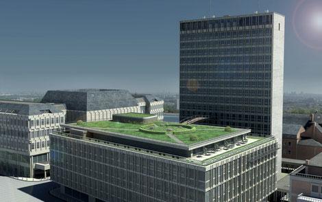 Liège 3D / Cité administrative
