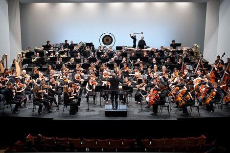 OSUL, 6ème symphonie de G.Mahler, 2015