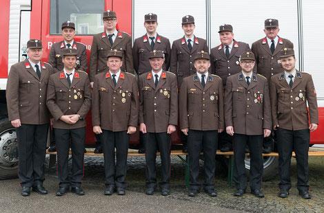 Das Kommando 2013 - 2017