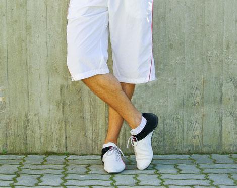 Bild: Herren Sneaker, Strumpf-Klaus