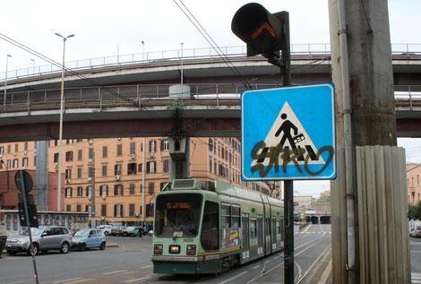 Rome Via Prenestina