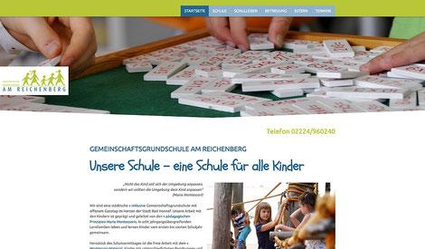 hansaconcept | Webdesign aus Lübeck für Verbände, Vereine, Akademien, Schulen und Bildungsträger, die Schulhomepage für Hamburg, München, Frankfurt und weltweit