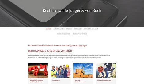 hansaconcept. Webdesign, Lübeck - responsive Design für Rechtsanwälte, Notare, Steuerberater, also für die Kanzlei, die Anwaltskanzlei für professionelles Kanzleimarketing