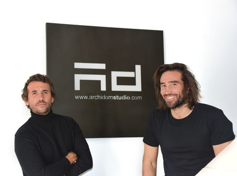 Chema Sobrado y Alvaro Estúñiga / Archidom studio/ Architects