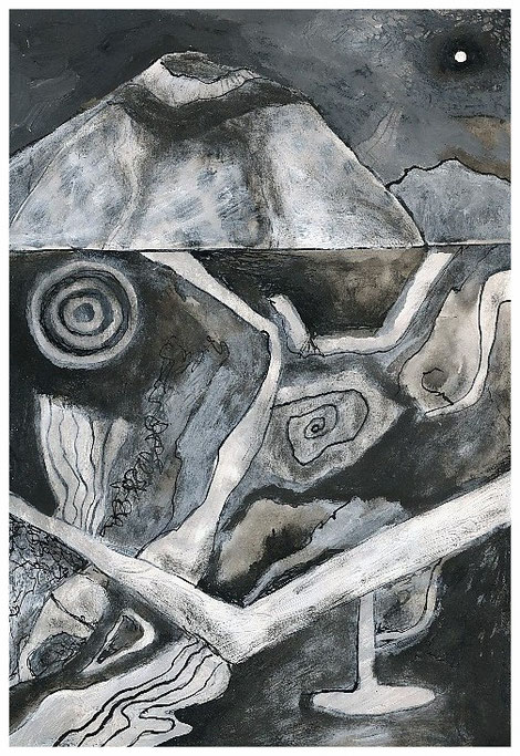 """""""Magischer Vulkan"""" 1993 TA TB"""