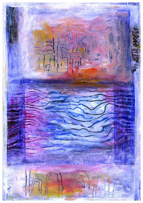 """""""Mediterranea"""" 2010, TA 17x24"""