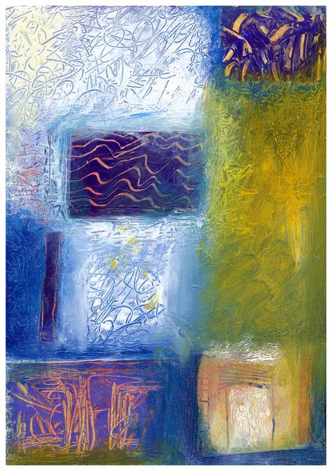 """""""Wellenwind"""" 2010, TA 24x32"""