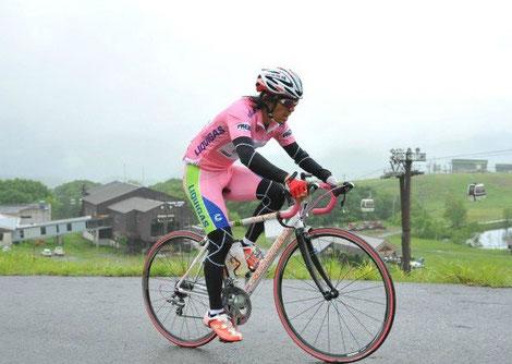 つがいけサイクル2012