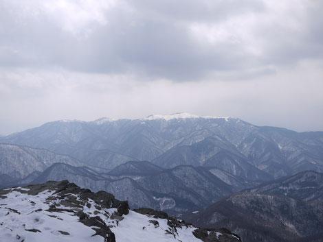 標高2034m
