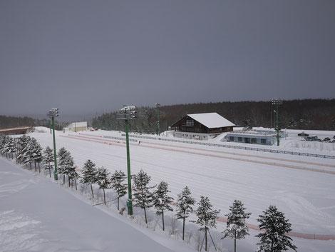 白旗山競技場