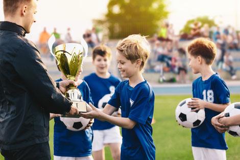 Fersenschmerzen Kinder Sport Fußball