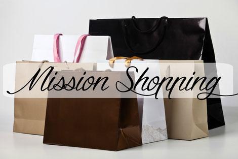 Accompagnement shopping et personal shopper à Lyon
