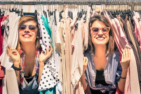 EVJF à Lyon : Shopping tour entre copines
