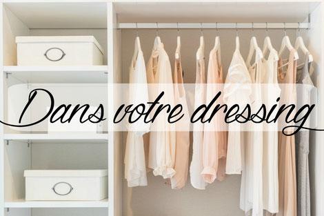 Tri de dressing et valise de vacances - Lyon