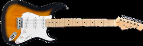 バッカスのおすすめギターと種類一覧まとめ