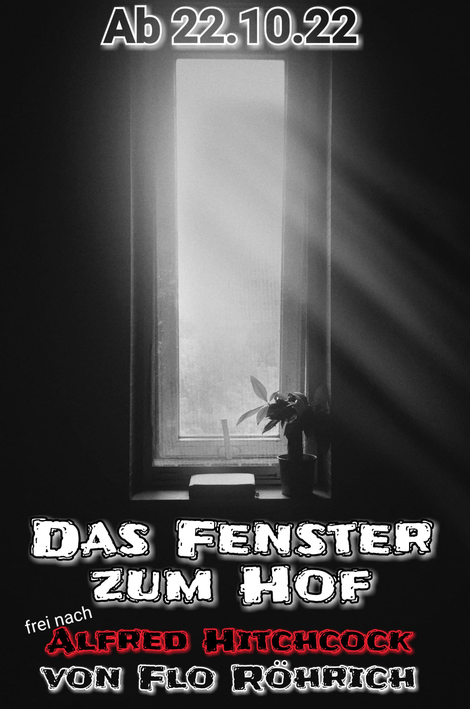 HinterHofTheater spielt Passagier 23 von Sebastian Fitzek