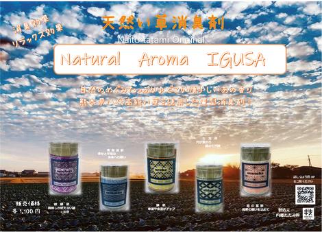内藤畳店 Natural Aloma Igusa