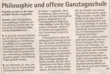 Emder Zeitung - 21.06.2014