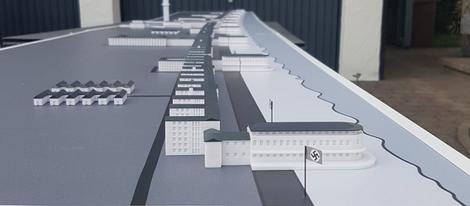 3D-Druck Austellungsmodell für das Historisch Technische - Museum Peenemünde