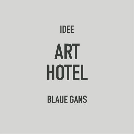 IDEE ARTHOTEL SALZBURG, BLAUE GANS