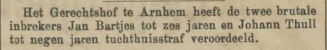 Provinciale Noordbrabantsche en 's Hertogenbossche courant 15-10-1881