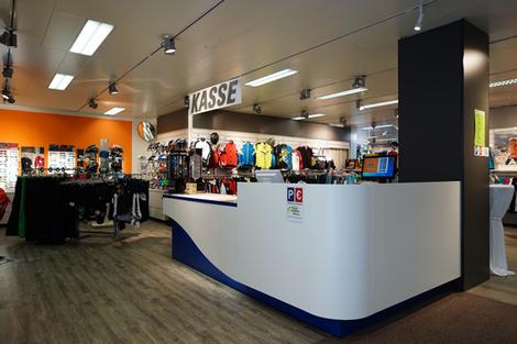 Sport Klamser Geschäft Haus Ulm
