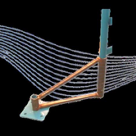 base para andamio, estabilizador para andamio, soporte para andamio