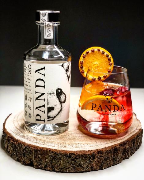 Panda Organic Dry Gin
