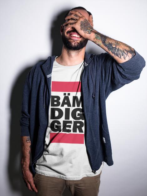 Hamburg Shirt von BÄM DIGGER