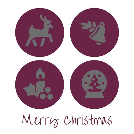 TURNSTERN wünscht euch frohe Weihnachten