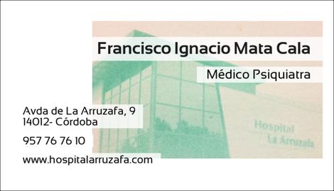 Consulta Hospital La Arruzafa