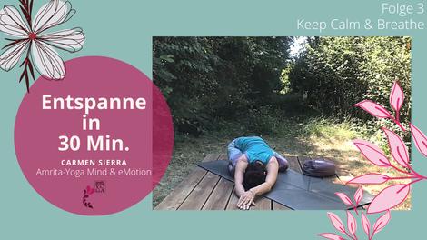 Atem & Entspannung | Online Abo Yoga@Home