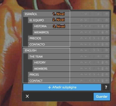 Cómo crear una página web en varios idiomas