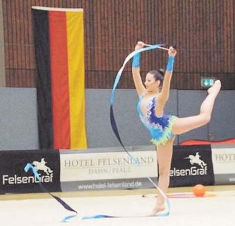 Ilayda-Selin Demir machte ihre Sache bei den Süddeutschen gut. Für die Qualifikation für den Deutschland-Cup hat es allerdings nicht gereicht