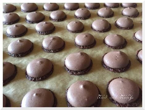 Die fertigen Kekse können in einer luftdichten Dose gut aufbewahrt werden.