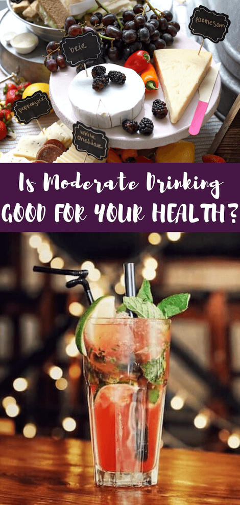 What are the health benefits of alcohol? Should you stop drinking or are there benefits of a nightcap?