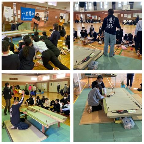ものづくり魅力発進講座 横浜市立六浦中学校