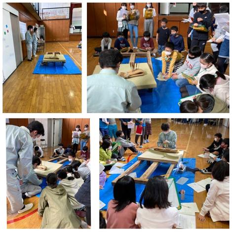 ものづくり魅力発進講座 横浜市立青葉台小学校