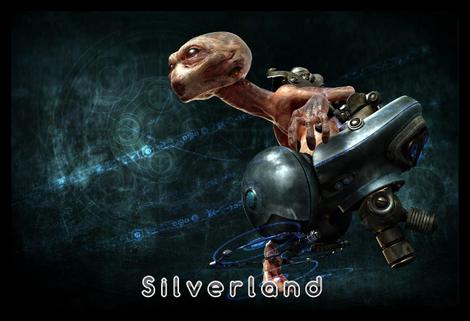 Alien vehicle - by  Adrian