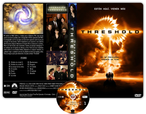Threshold Copertina DVD + CD